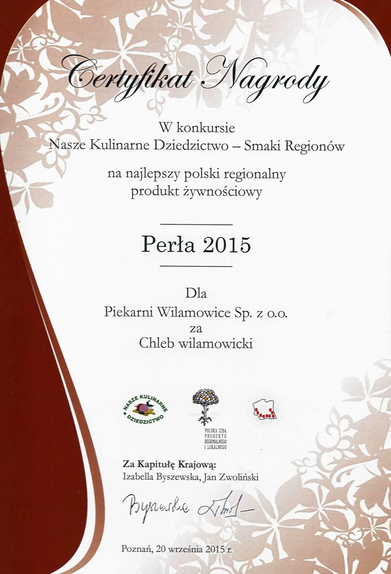 Perła 2015