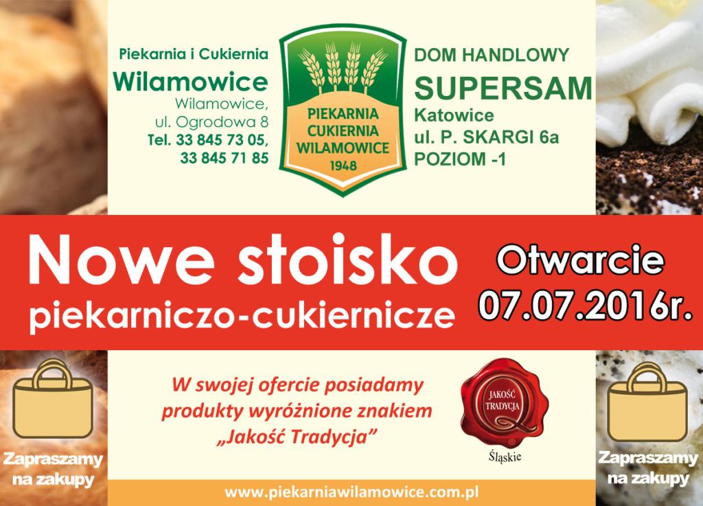 Nowe stoisko - Katowice
